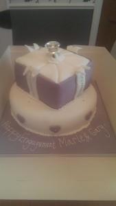 Engagement cake quote celebration 263