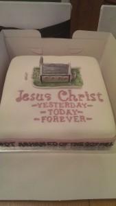 Kirk 'O Shotts retirement cake quote celebration 287