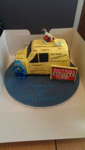 Only Fools & Horses Cake - Quote Celebration 448