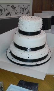 Garland Cake - quote Garland cake