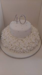 40th Birthday Cake - quote celebration 479