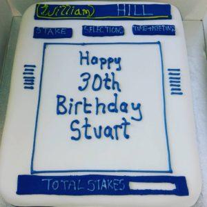Birthday celebration cake - quote celebration 515