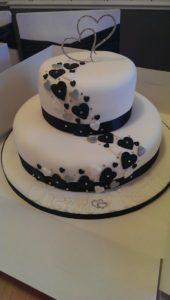 Engagement Cake - quote celebration 270