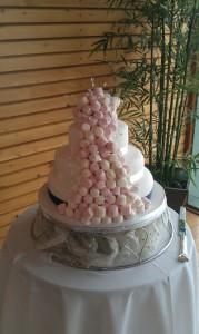 Marshmallow Heaven Cake