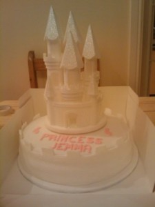 Castle Cake quote cake 9
