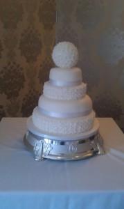 Kidman 4 Tier Cake
