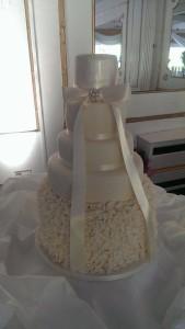 Prada 6-tier Cake - quote Prada