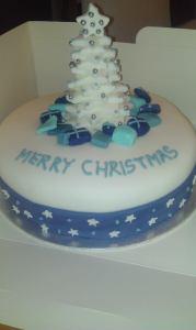 Christmas Tree cake - quote Christmas 6